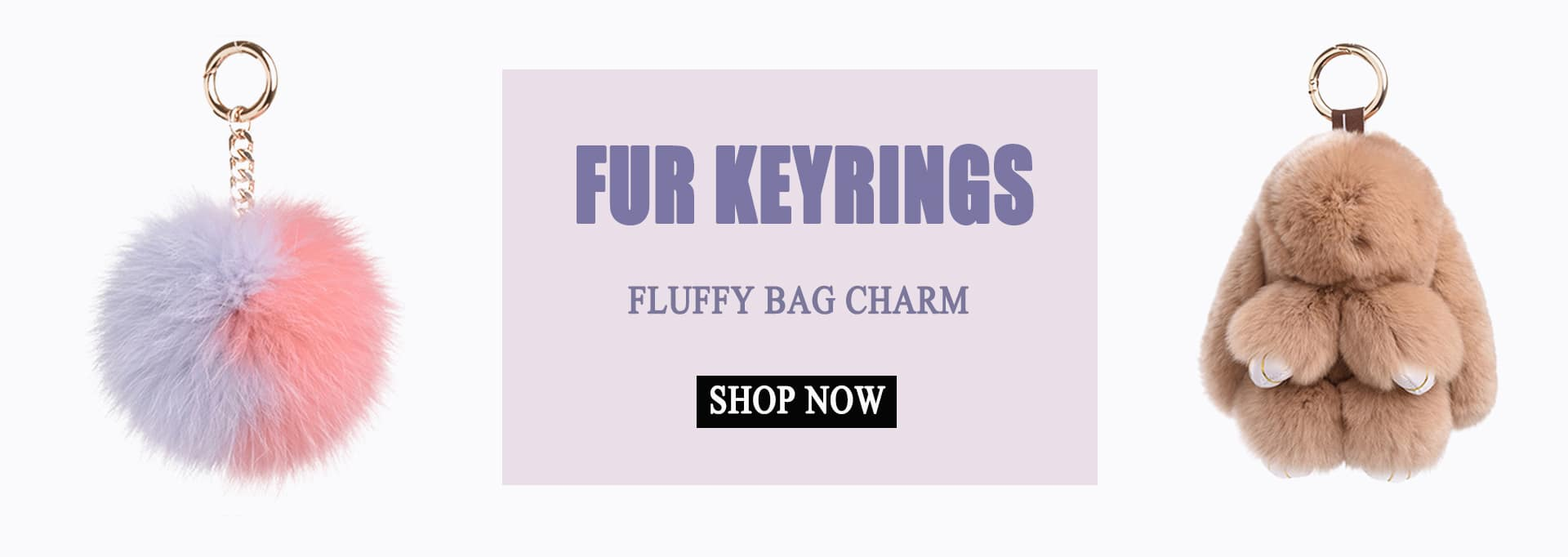 fur keyrings
