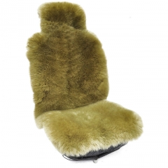 New style fashion car seat cushion winter fur car seat covers