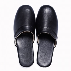 2019  Man Real Leather Sandals Leather Slipper For Men