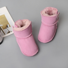 wholesale cheap autumn & winter new arrival baby girl boots warm cotton baby shoes