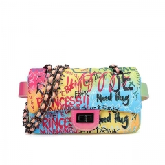 Best Vendor wholesale Neon Graffiti Bag wholesale