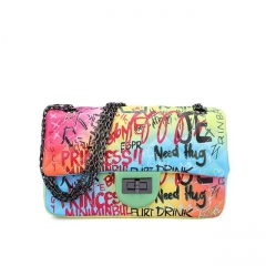 Factory Supplier Neon Graffiti Bag wholesale